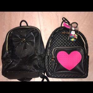 Betsy Johnson Backpacks - One NWT